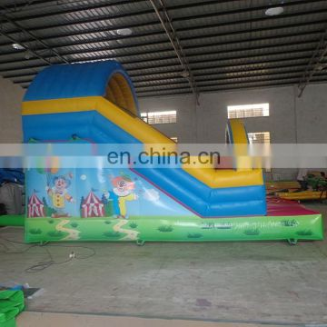 Hot Sale Circus Clown Inflatable Slide