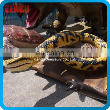 Handmade High Simulation Rubber Snakes For Sale