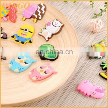 Hot Selling 3D Cartoon Fridge Magnet Own Design In Pvc