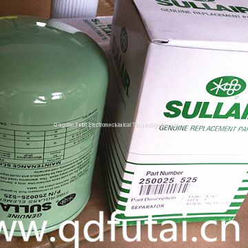 Sullair Oil Filter 250025-525 Air Compressor Parts