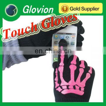 smart finger touch gloves touch gloves wool winter touch gloves