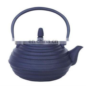 Japanese cast iron teapot 0104