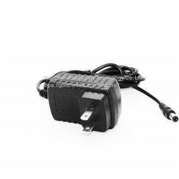 6V1A  power charger for Security products with EU/AU/US/UK standard