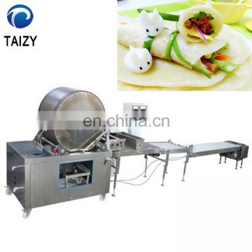 Hot Sale automatic samosa sheet making machine automatic injera making cooking machine