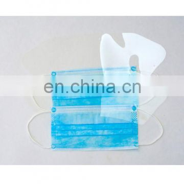 Surgical Protective Nonwoven Disposable 3ply Filter Face Mask