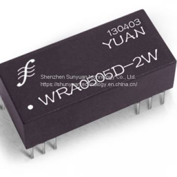 36V Input DC DC Converter with Dual Output