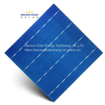 156mm Poly Crystalline Solar Cells