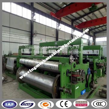 1600mm shuttleless plc control weaving mesh machine for stainless steel wire mesh