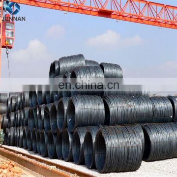 Mill direct supply Prime quality HPB300 Mild steel wire rod coils