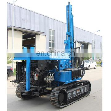 Hydraulic crawler ground press pile driver with CE