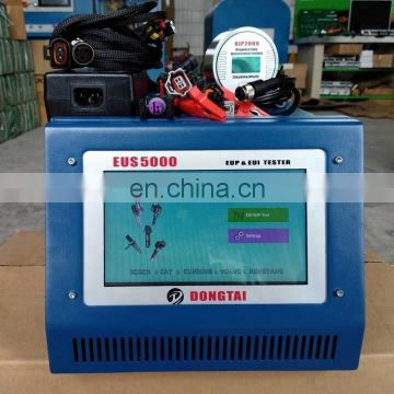 New model EUS5000 eup/eui tester cam box with all adaptor electrical controller