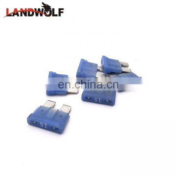 B241300000024 15-20.25A Blade Type 15 Amp Fuse For SANY Road Machinery