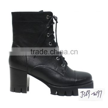 Winter lady sheepskin leather canadian fashion sexy boot                                                                         Quality Choice