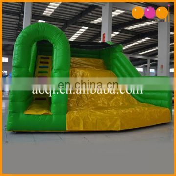 2017 Crazy and Popular Slide Largest Slope Inflatable Slide for Children and Adults