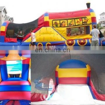 Best price ship shape bouncy castle combos NC021