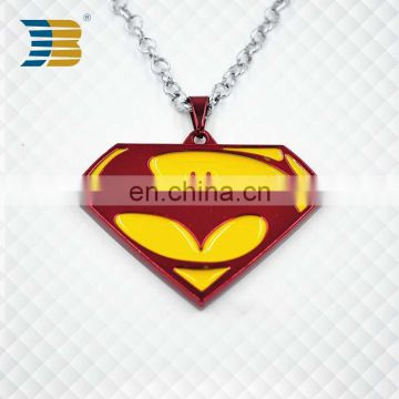 hot style Batman emblem metal custom charm