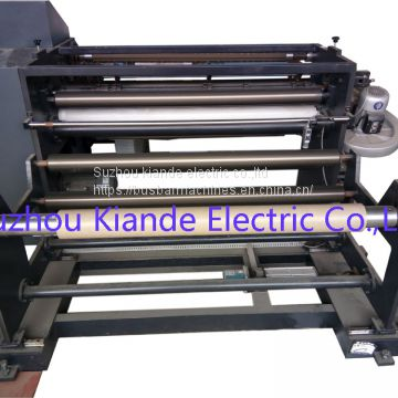Busbar Polyester Film Cutting Machine, Mylar Slitting Machine Busbar Mylar Cutting Machine