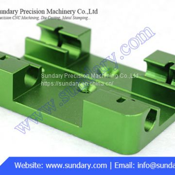 Sundary Precision Provide CNC Machining Services for All kinds of metal and plastic Custom machined parts