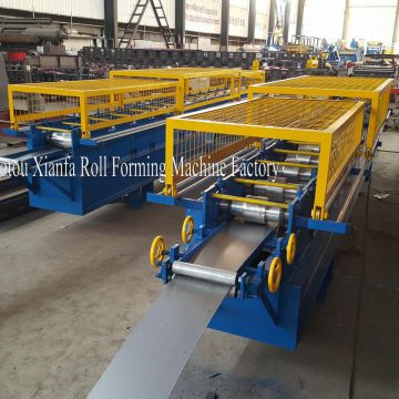u strip roll forming machine