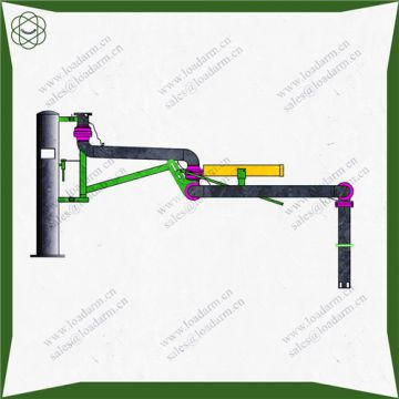 Carbon Steel Top Loading Unloading Arm for Chemical Liquid