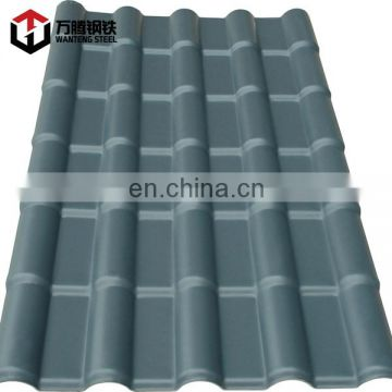 Lightweight Roofing Materials Anti-Uv Sands Surface Galvanized Steel Sheet Base Heat Proof Roof Sheet