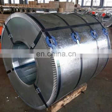 Best Price Z120 Galvanized Steel Coil GI Albania Supplier