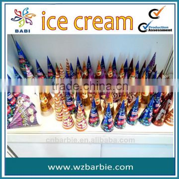 ice cream paoer cone cup manufacturer
