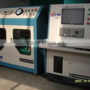 Computer control, big flow of electric hydraulic test pump,CNC pressure tester