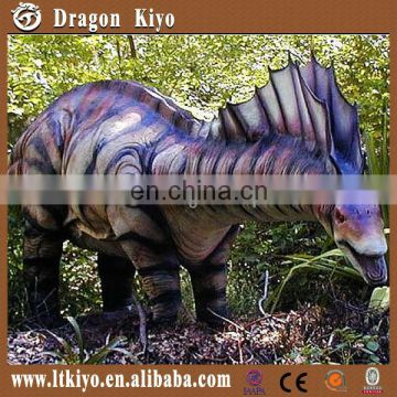 2015 High Quality Animatronic Amargasaurus for ourdoor playgroud for sale