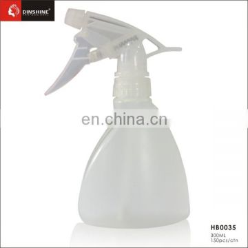 Recyclable salon cosmetic spray Refillable hair dyeing bottles