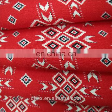 2017 Newest design 30s 86gsm 100 Printed Rayon Fabric