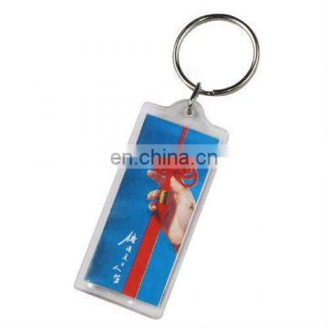 Beautiful Souvenir Acrylic Keychain