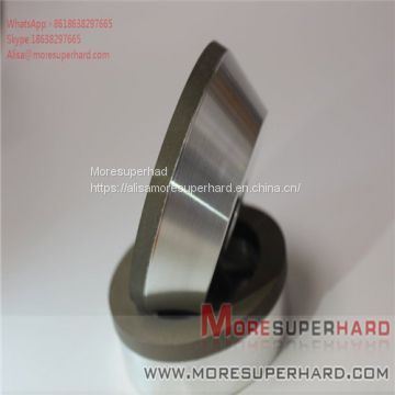 11A2 Diamond Grinding Wheel for Carbide, Resin- or Metal-bond is Available, Diamond Cup Wheels Alisa@moresuperhard.com