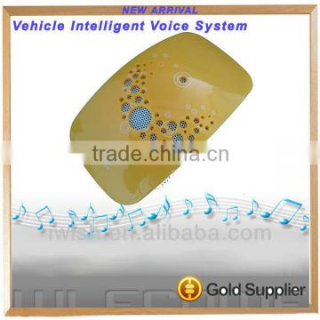 smart voice control bluetooth car mp3 player