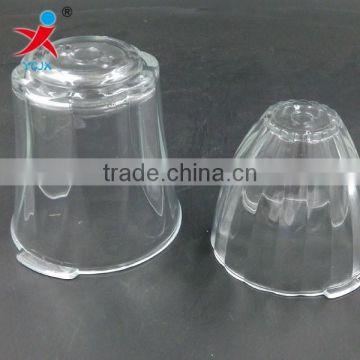 Manufacturers selling glass lamp shade/cup/glass lampshade manufacturer