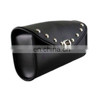 HMB-3075A PU LEATHER TOOLS FORK BAGS MOTORCYCLE BAG