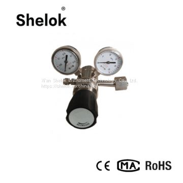 Oilfield Double-stage Air Pressure Relief Valves, Back Pressure Regulator
