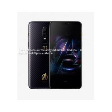 Oneplus 6 the Avengers Version 8GB RAM 256GB 4G LTE Smartphone