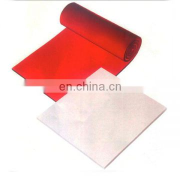 Professional Factory Supply Factory Direct Price Soft Silicone Silicone Rubber Sheet 0.5Mm