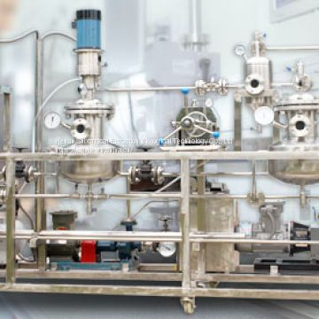 Mini Solvent Plant and Animal Oil Extraction Machine for Lab