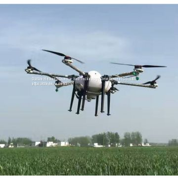 50% Pesticide Saving Vertical Take-off and Landing 10L Payload Crop Sprayer Drone for Agriculture