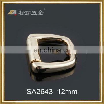 Zinc alloy wholesales custom made belt buckles buckle for watch straps