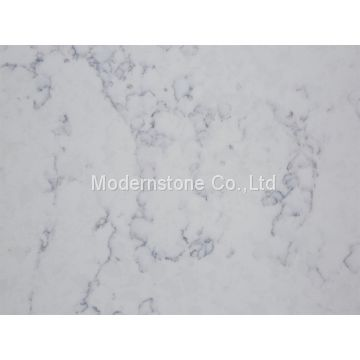 Quartz stone carrara gray texture, artificial quartz slab, quartz surface
