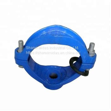 ISO2531 adjustable ductile cast iron hydraulic pipe clamps