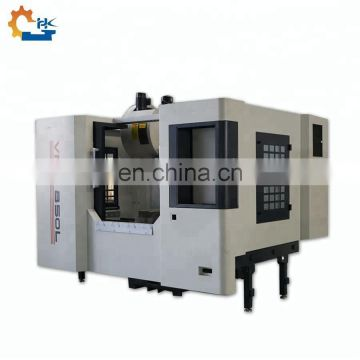 Spindle linear guide rail automatic vertical cnc milling machining center