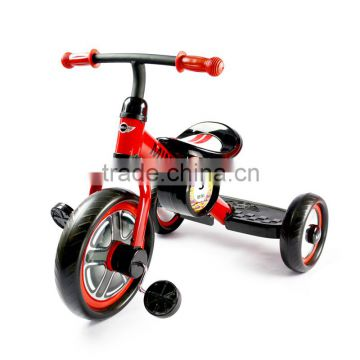 RASTAR MINI licensed hot selling three wheel baby child bicycle tricycle