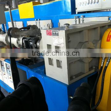 Knitted Rubber Hose Machine Production Line Gas