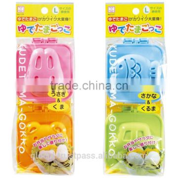 Japan Egg Shapers ( Rish & Car / Rabbit & Bear ) Wholesale