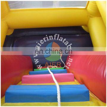 2016 giant inflatable obstacle course for sale, cheap inflatable obstacle