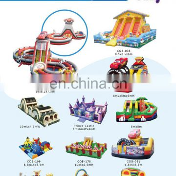 Hot Sale Inflatable Combo House Combo Slide